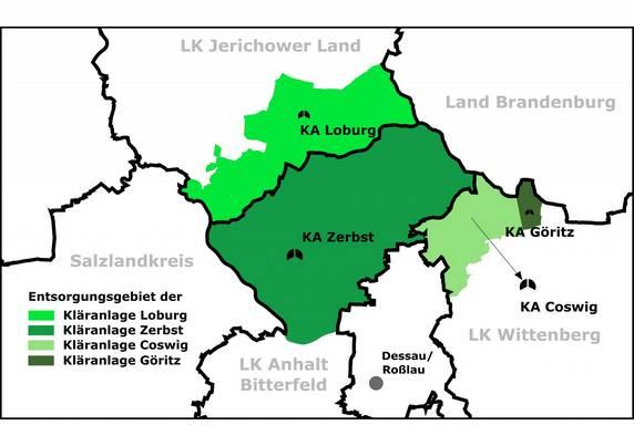 AWZ-Entsorgungsgebiet