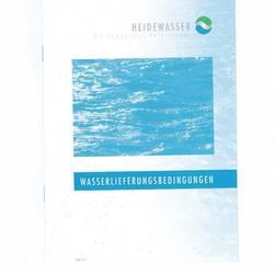 Wasserlieferungsbedingungen