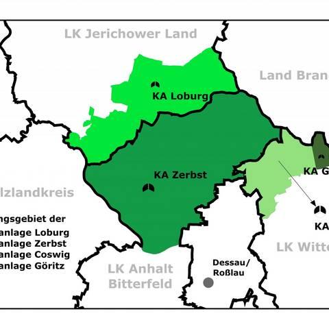 Regionale Kläranlagen