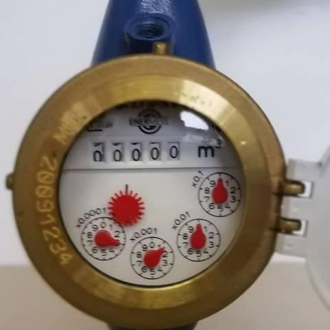 Wasserzählerwechselplan